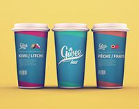 Govee Bubble Tea // Branding