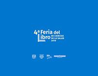 4a Feria del Libro de Ciencias de la Salud - Identidad