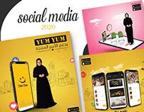social medial app #1