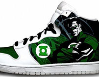 Nike Custom Made Sneakers
