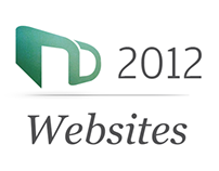 ND 2012 | Websites & UI