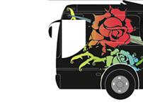 La Doña (Transportation Advertising)