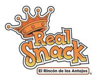 Real Snack Logo