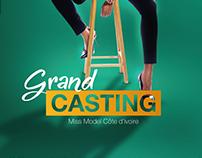 Miss Model - Casting