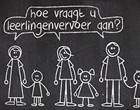 Gemeente Utrecht: Leerlingenvervoer (2015)