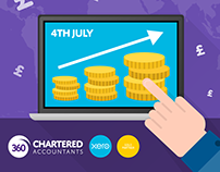360 Chartered Accountants | Graphics