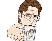 'Keepin' it Bill' mug