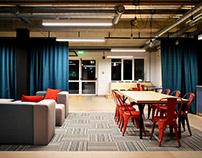 student lounge. Ventspils University College