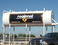 Regional Pavement Fleet Design