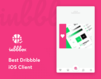 Inbbbox – Missing Dribbble App for iPhone