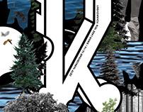 "Poster Tchaikovsky ""Swan Lake"""