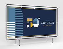 50è Aniversari | C.E. Joan Suñol