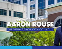 Aaron Rouse for City Council
