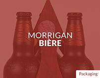 Morrigan Beer Packaging