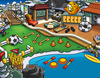 Disney's Club Penguin: Penguin Cup 2014