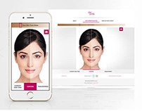Website | Fair & Lovely