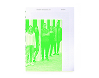 Designers in Residence 2017 Catalogue