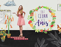 Eat Clean with Anis