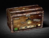MONSTER HUNTER TRI WII COLLECTOR PACK