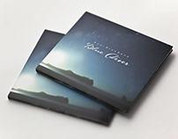 Azur Blue Band Album Design