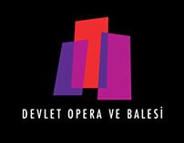Devlet Opera ve Balesi - Visual Identity