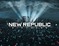 New Republic Picture - Design development