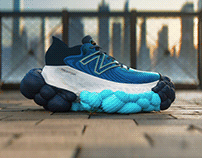 New Balance: Fresh Foam X
