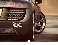 Audi R8 // Visualization