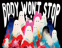 BODY WON'T STOP