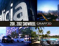 Animation Show Reel 2011-2012