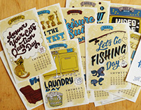 2013 Calendar of Silly Holidays