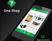 Shop & Social iOS App UI Kit