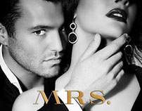 Mark Wright's Fragrance- Mr & Mrs Wright