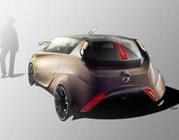 Metropolis Hydrogen EV