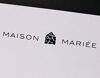 Branding for Maison Mariée
