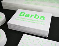 Barba Silkscreen Atelier