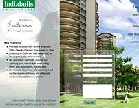 IndiaBulls Project Microsites