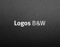 Logos archive | Black & white
