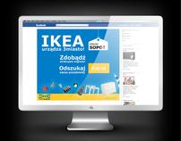 IKEA facebook game