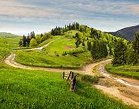 Composite Carpathians