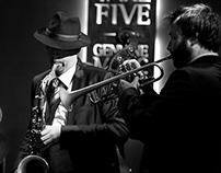 BJ Festival 2012 - Tom Kirkpatrick Quintet