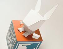Rabbit Box (handmade)