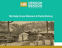 Henson Benson Informational Booklet