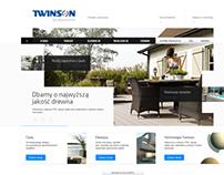Twinson by deceuninck