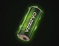 Cola Drink Branding