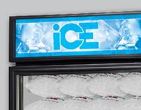 Ice Signage