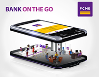FCMB Touch Points Campaign