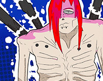 Pain from Naruto