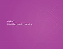 GARBO - Identidad Visual