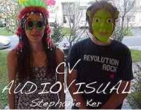 CV audiovisual